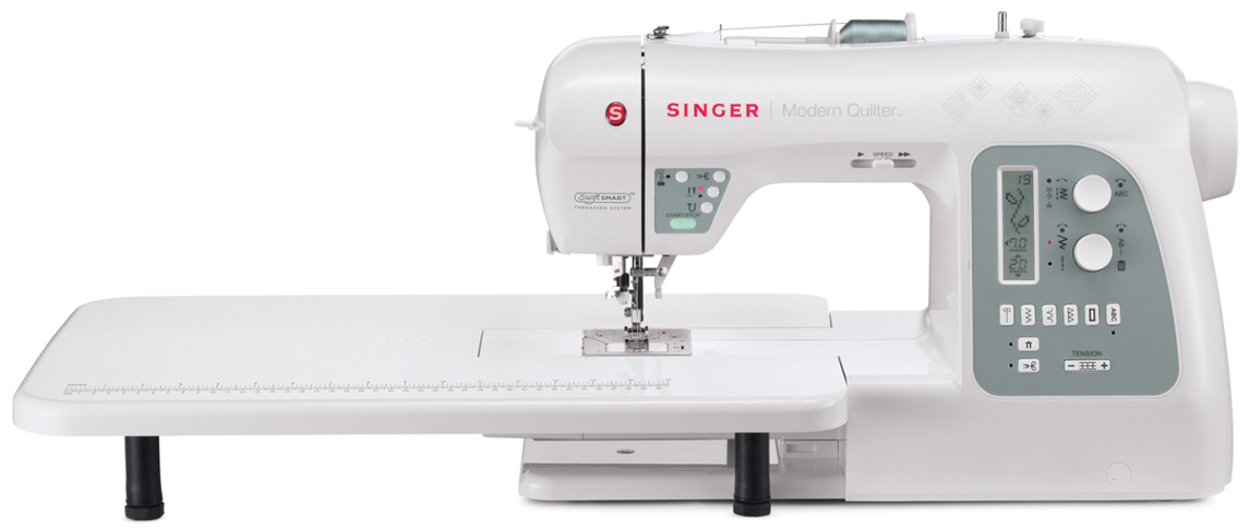 Singer 8500Q Modern Quilter Sewing Machine at K-W Sewing Machines in Kitchener